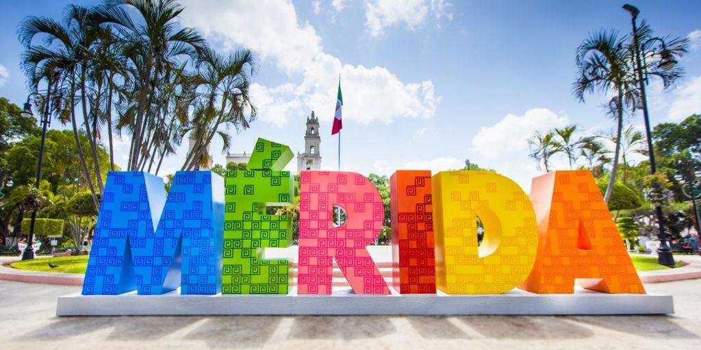 Mérida la ciudad más segura